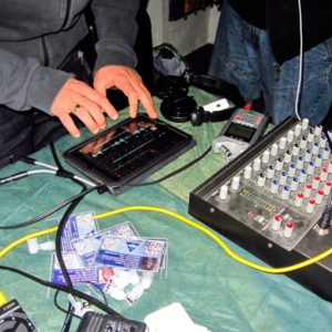 Christian Moses Holtz - DJing