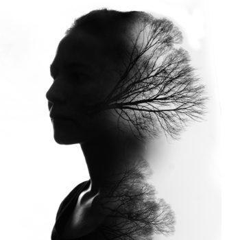 Ingrid Alsmann - Doppelbelichtung-II