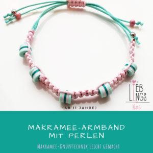 Makramee - Armband